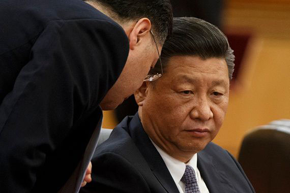 Le président chinois Xi Jinping (source photo: Getty)
